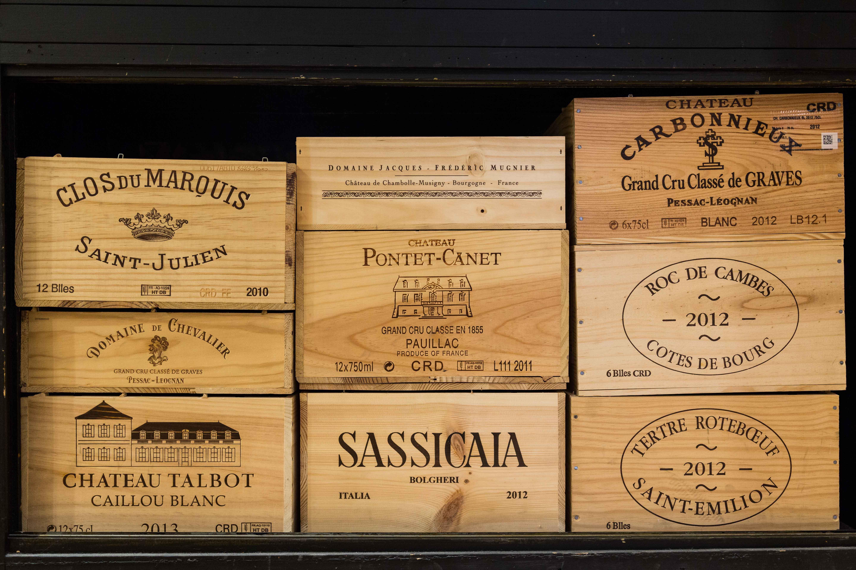 Les Caves de Joseph peuvent livrer gratuitement du vin ( à partir de 12 bouteilles ou 80€ de commande ) à Rennes.
